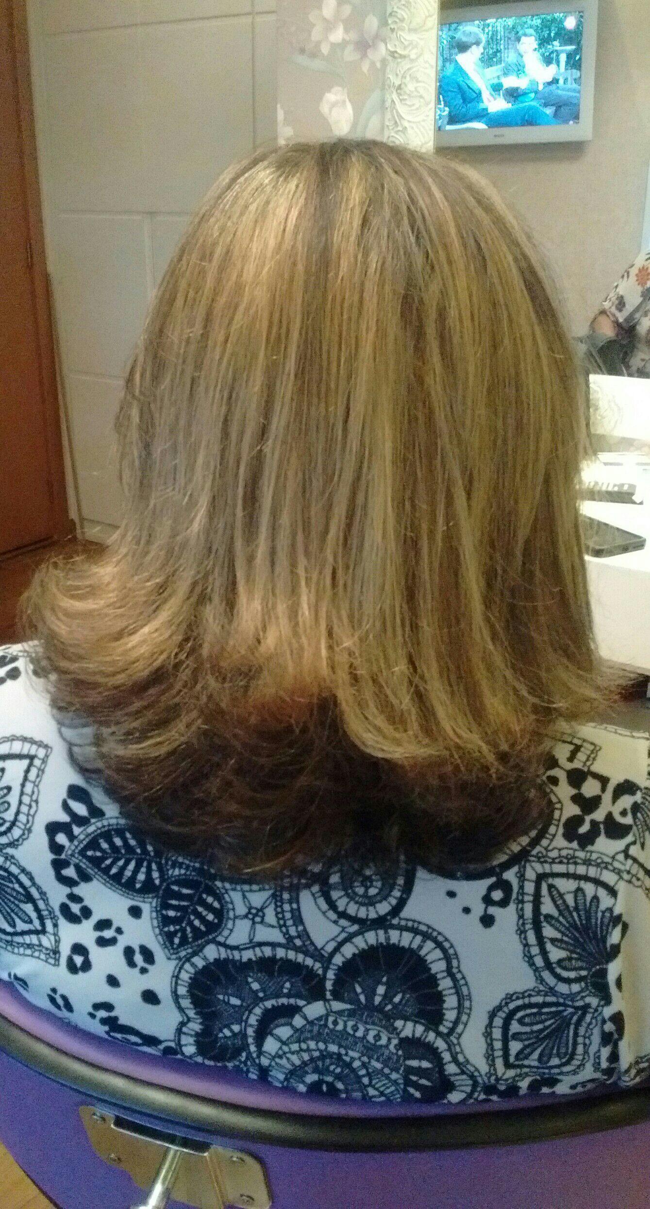 Luzes Cobre ! 😍 cabelo auxiliar cabeleireiro(a)