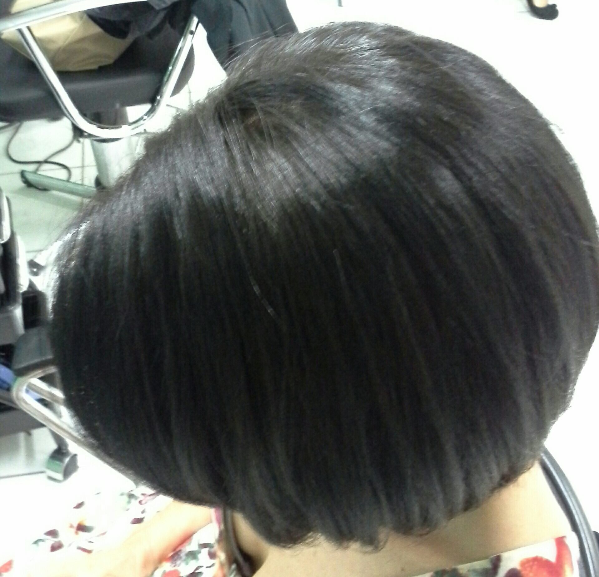 Corte chanel cabelo stylist / visagista cabeleireiro(a)