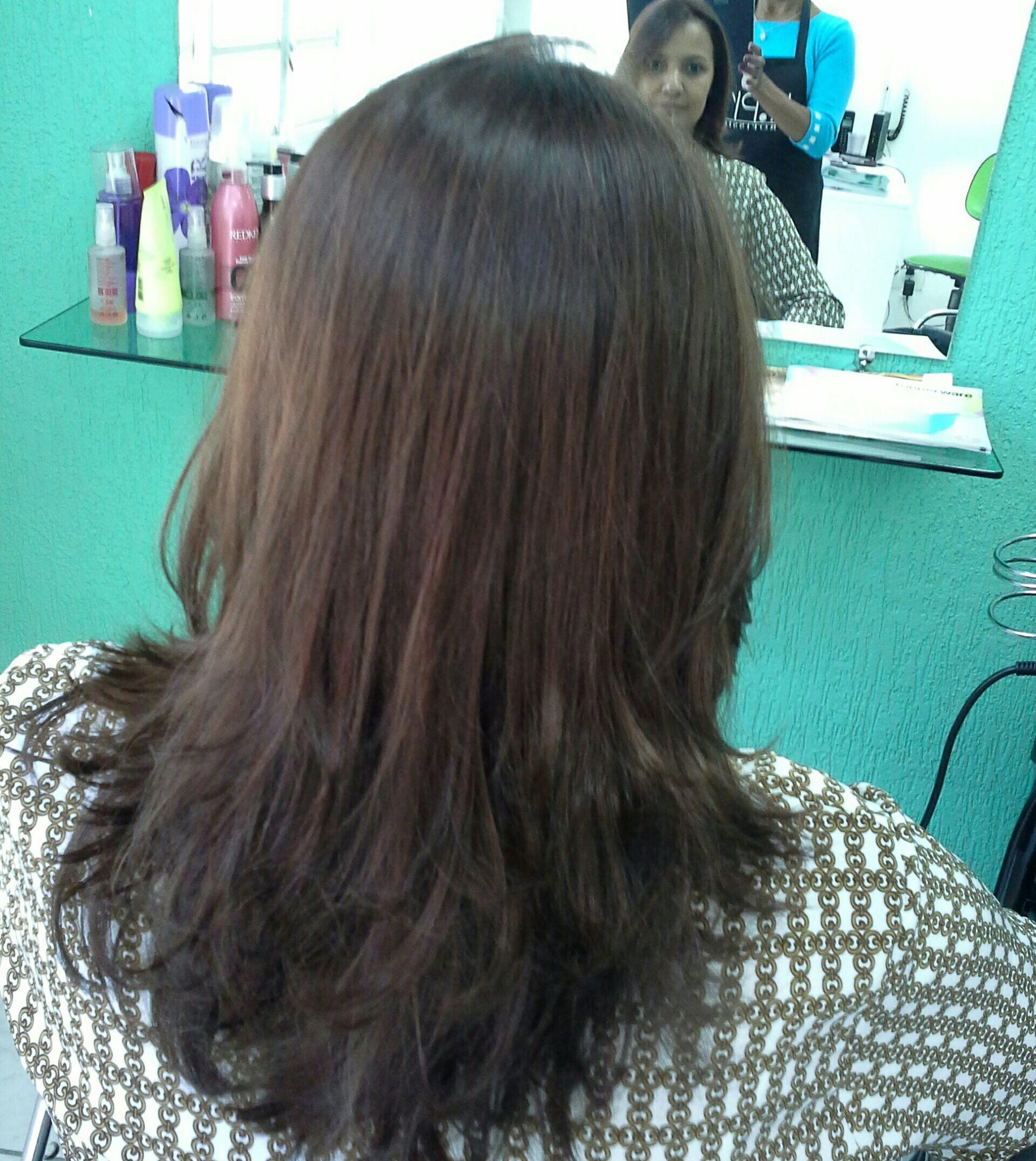 Coloração ,corte de degradê cabelo stylist / visagista cabeleireiro(a)