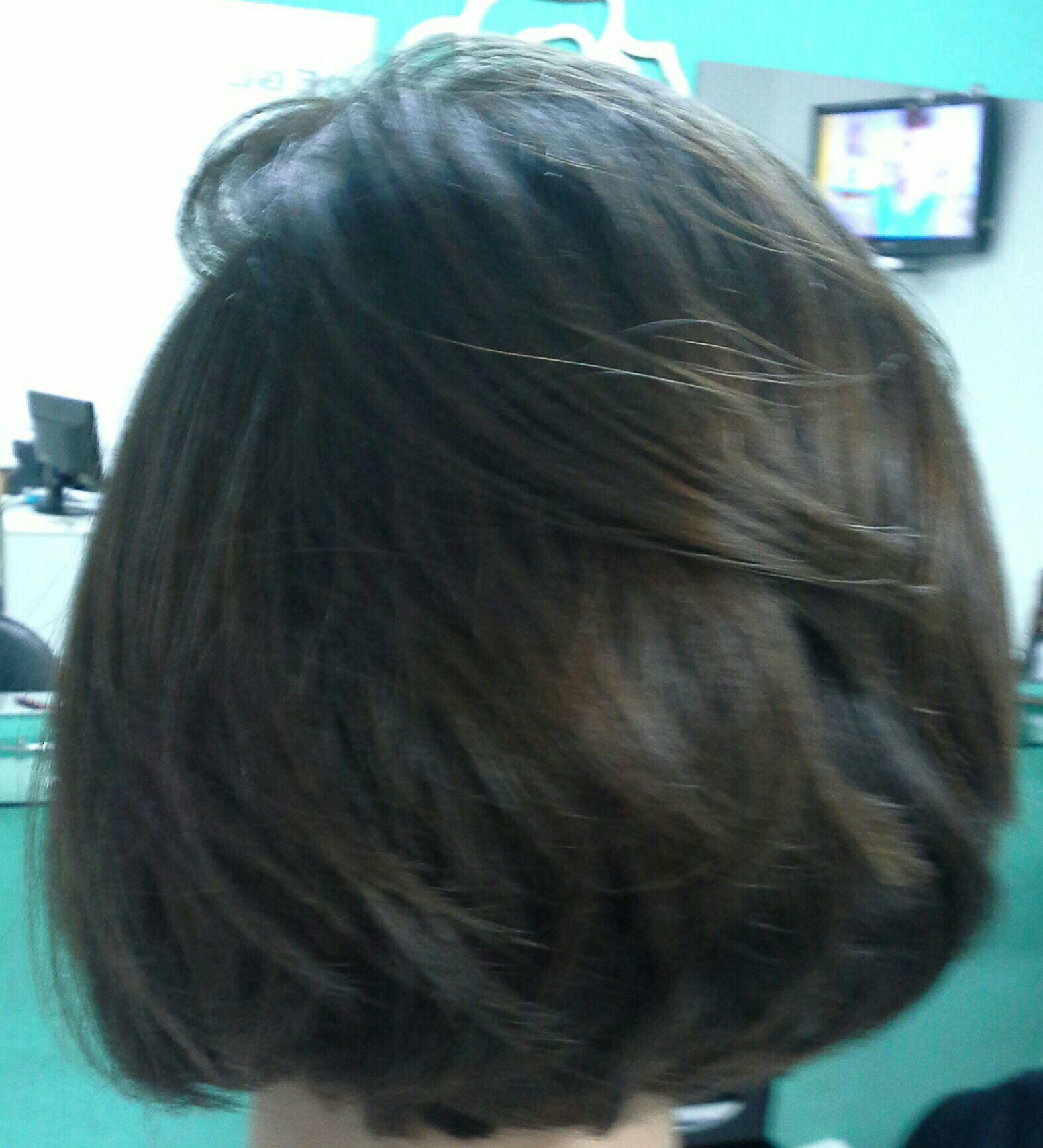 Corte chanel clássico cabelo stylist / visagista cabeleireiro(a)