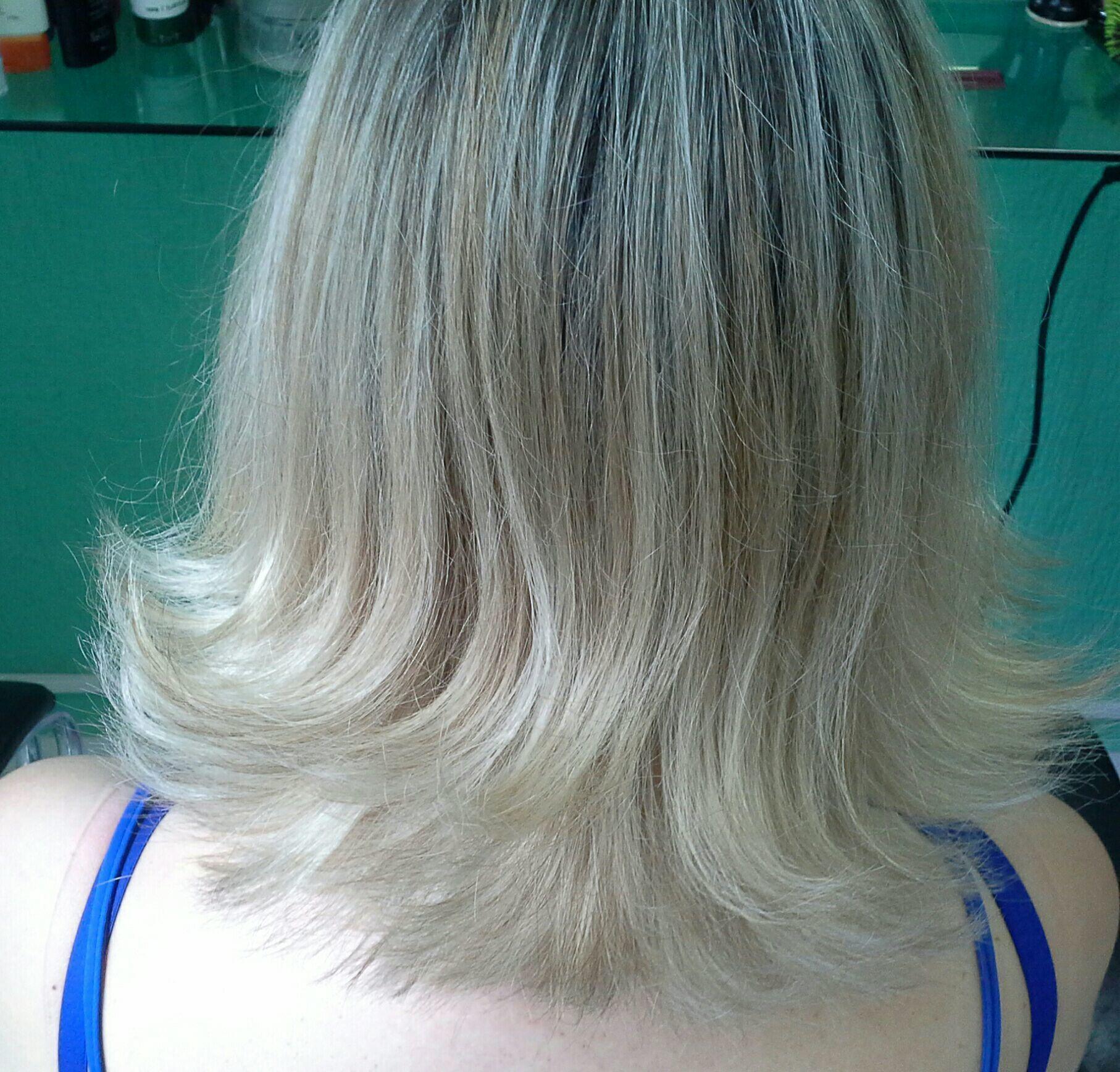 Luzes   pérolas  corte  long  bob  tendências  2016 cabelo stylist / visagista cabeleireiro(a)