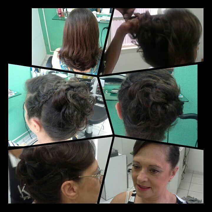 Penteado  para casamento  ,maquiagem  pele  madura Veravisagista, cabelereira cabelo stylist / visagista cabeleireiro(a)