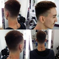 A maior tendencia Masculina no momento, o Fade dá toda diferença no dia a dia do Homem #fade #hairman #haircool #hairfashion  cabelo