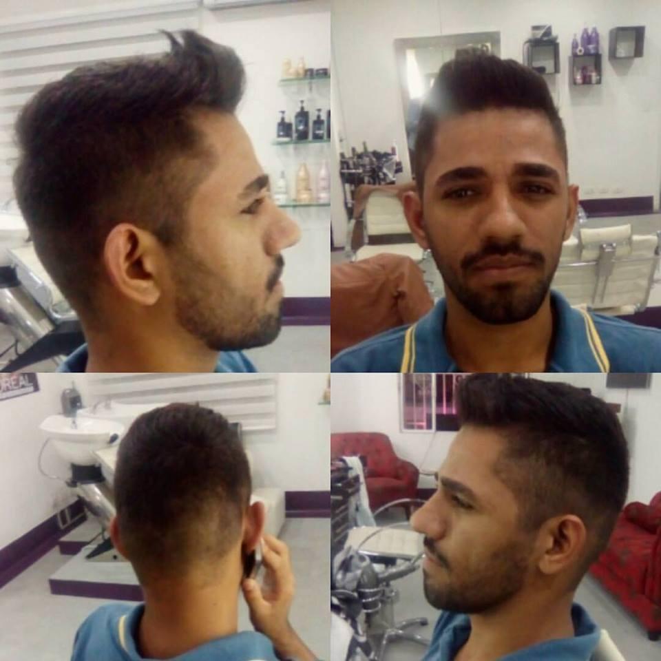 A maior tendencia Masculina no momento, o Fade e a Barba bem alinhada com o corte dá toda diferença no dia a dia do Homem #fade #hairman #haircool #hairfashion #barber  outros