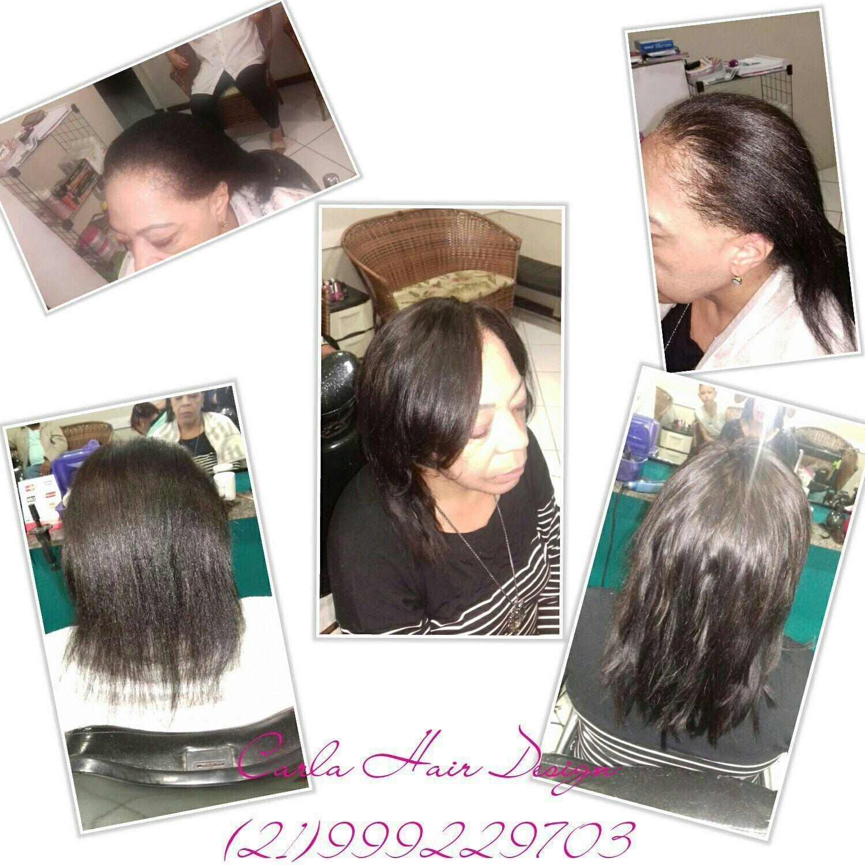 Alongamento de cabelo cabeça toda Tecnica nó americano acabamento fio duplo Material fio de seda cabelo escovista cabeleireiro(a) barbeiro(a)