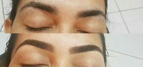#designdesobrancelhas #sobrancelhasriopreto #beauty #brunavirgili maquiagem maquiador(a) designer de sobrancelhas
