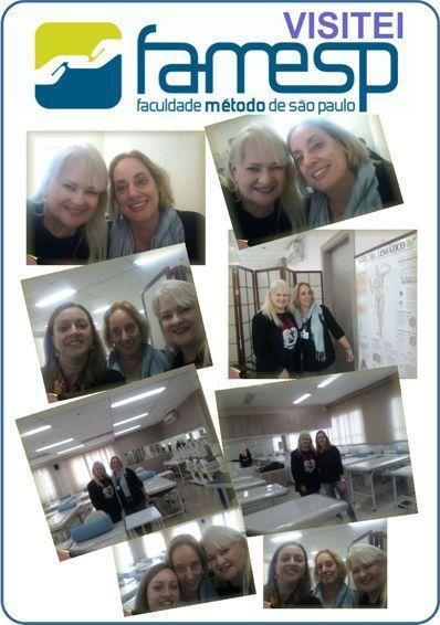Encontro com a querida amiga e colega de profissão profª Goreti Maravilhoso estética docente / professor(a)