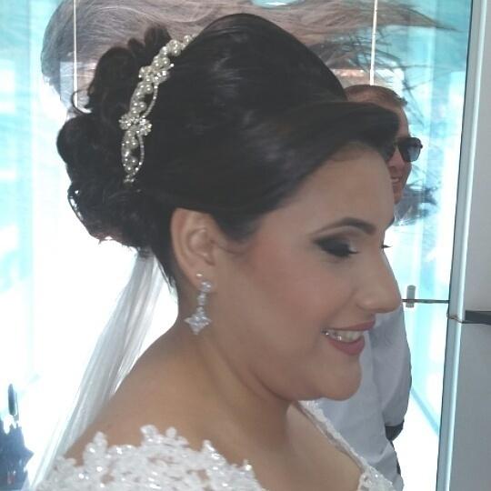 #noiva studio Kayzen   cabelo cabeleireiro(a)