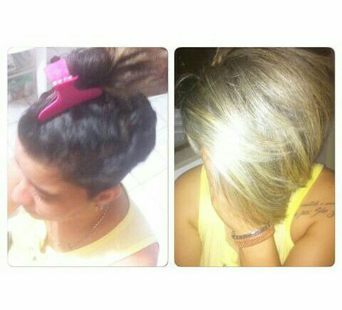 cabelo auxiliar cabeleireiro(a) maquiador(a)
