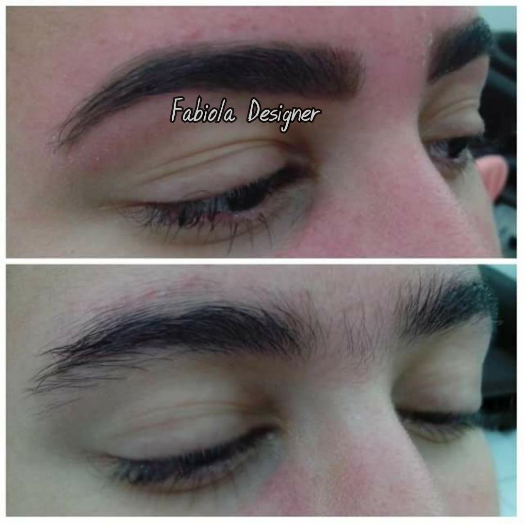 Design de Sobrancelhas! outros micropigmentador(a) designer de sobrancelhas depilador(a)