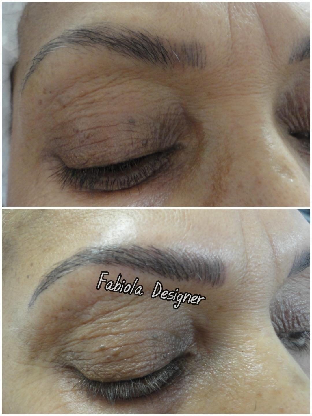 Microblading, correção de sobrancelhas! outros micropigmentador(a) designer de sobrancelhas depilador(a)