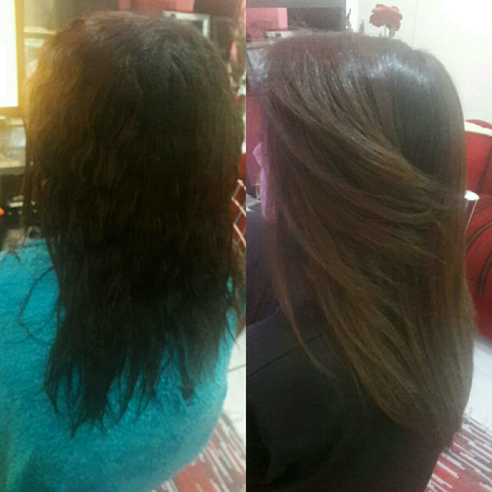Botox Capilar cabelo auxiliar cabeleireiro(a)