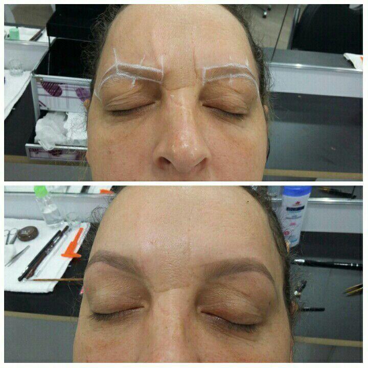 Design de sobrancelhas, lindo trabalho! estética designer de sobrancelhas