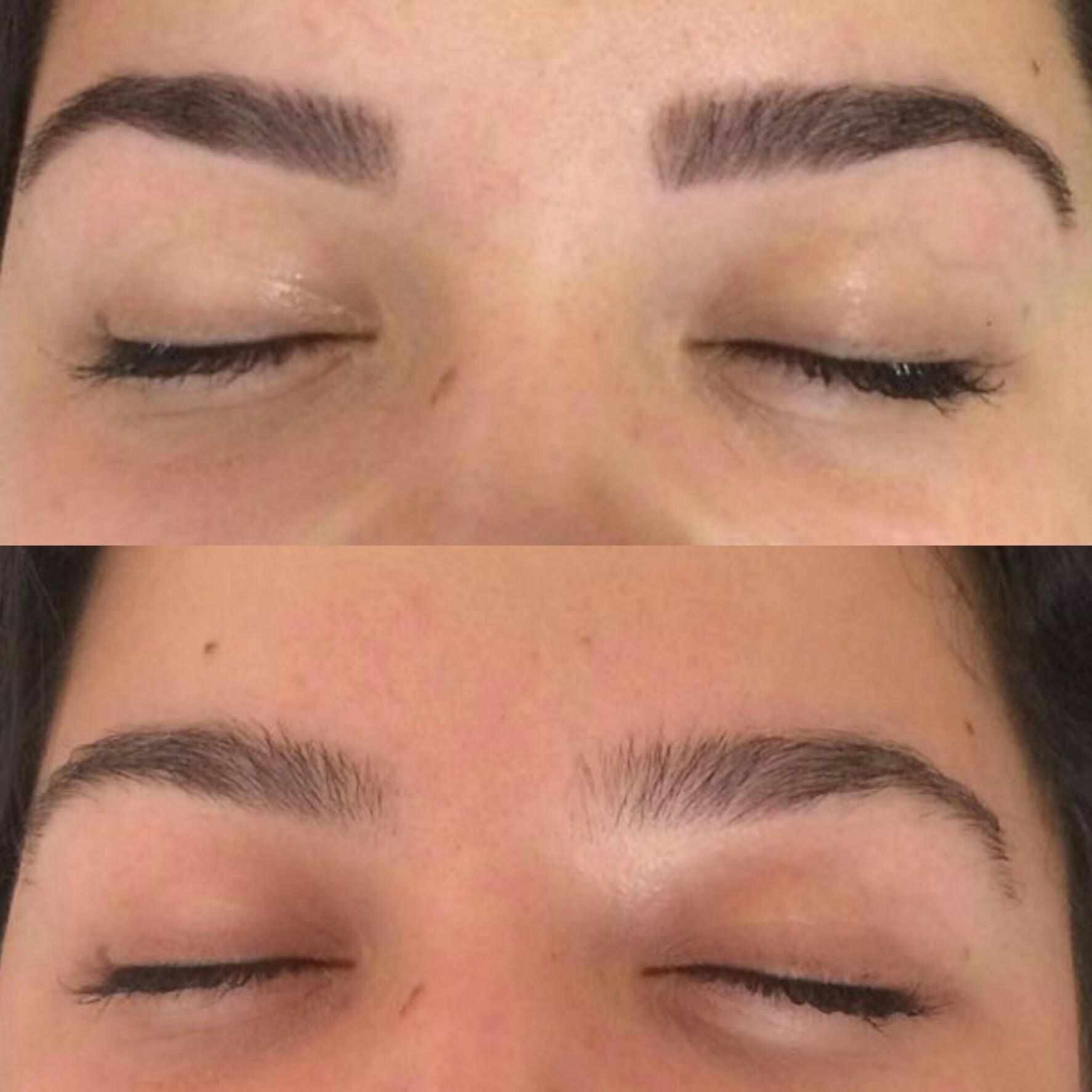 estética designer de sobrancelhas depilador(a) manicure e pedicure cabeleireiro(a)