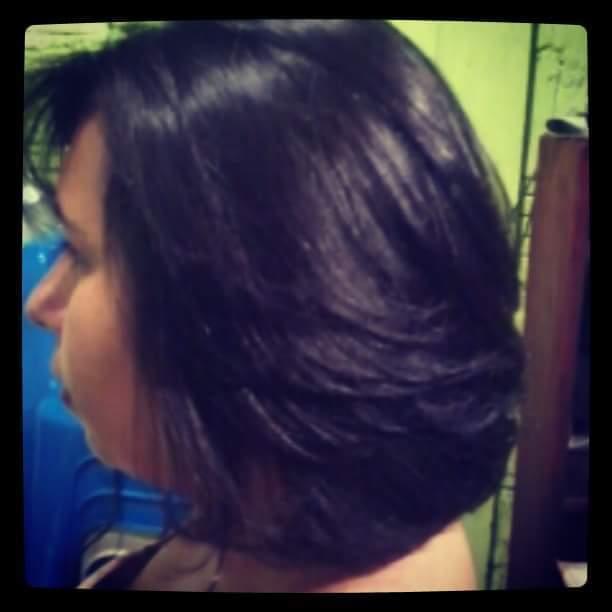 Corte chanel reto. #classic cabelo cabeleireiro(a)