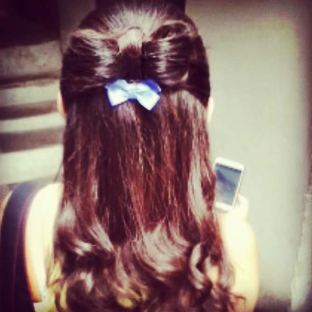 Laço#fofoo #ooonwwt #simples  cabelo cabeleireiro(a)