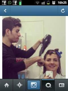 O segredo da escova perfeita é a organização e a força de vontade! cabelo cabeleireiro(a)