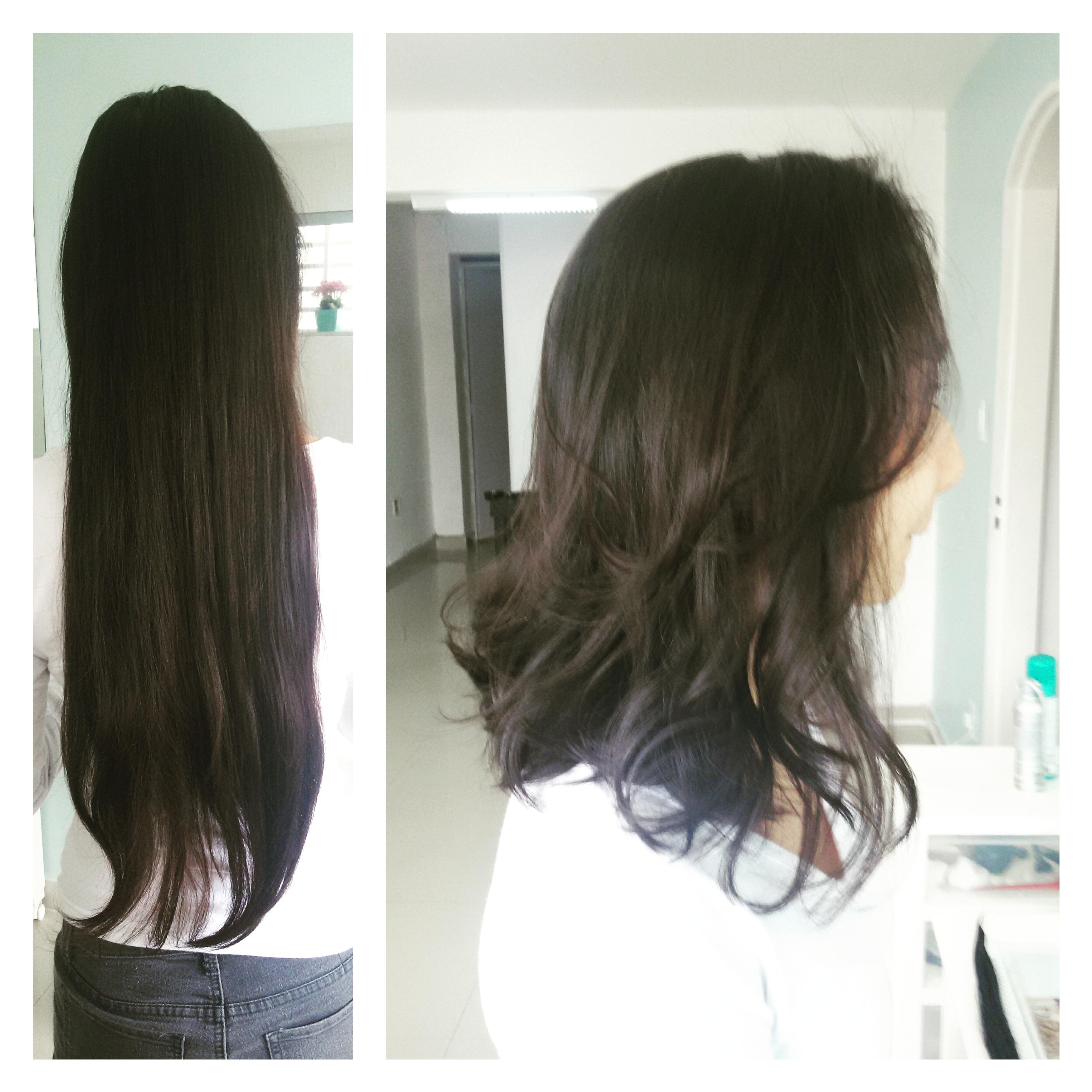 #boblong #cabelomedio  #lovehair  cabelo cabeleireiro(a)