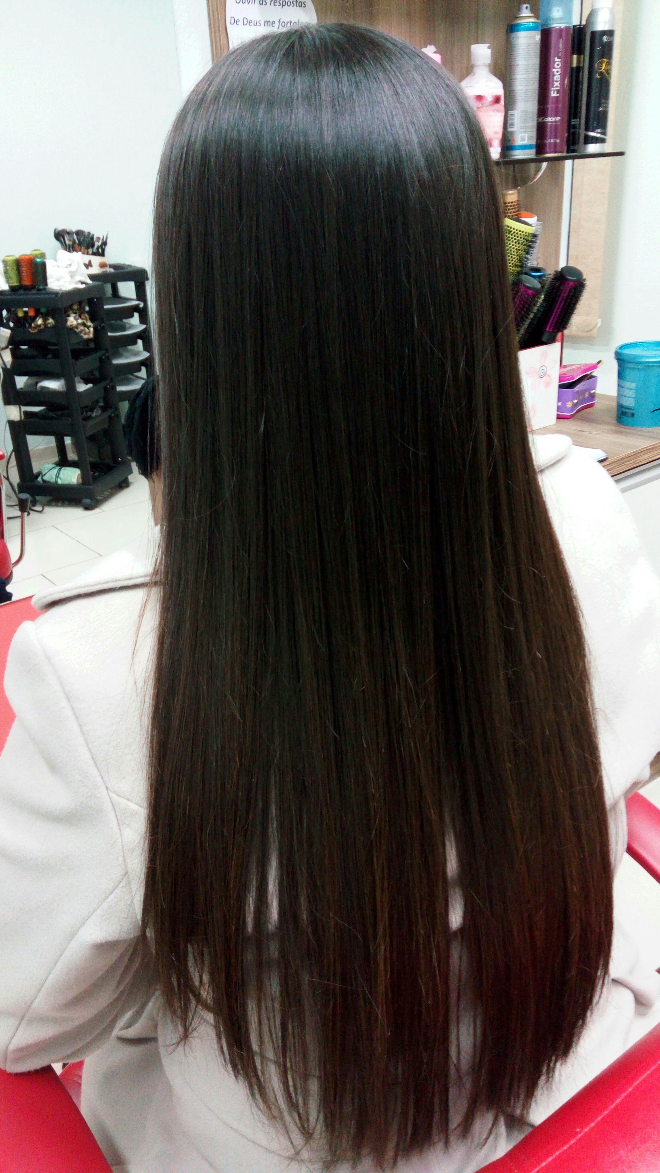 Definitiva cabelo cabeleireiro(a)