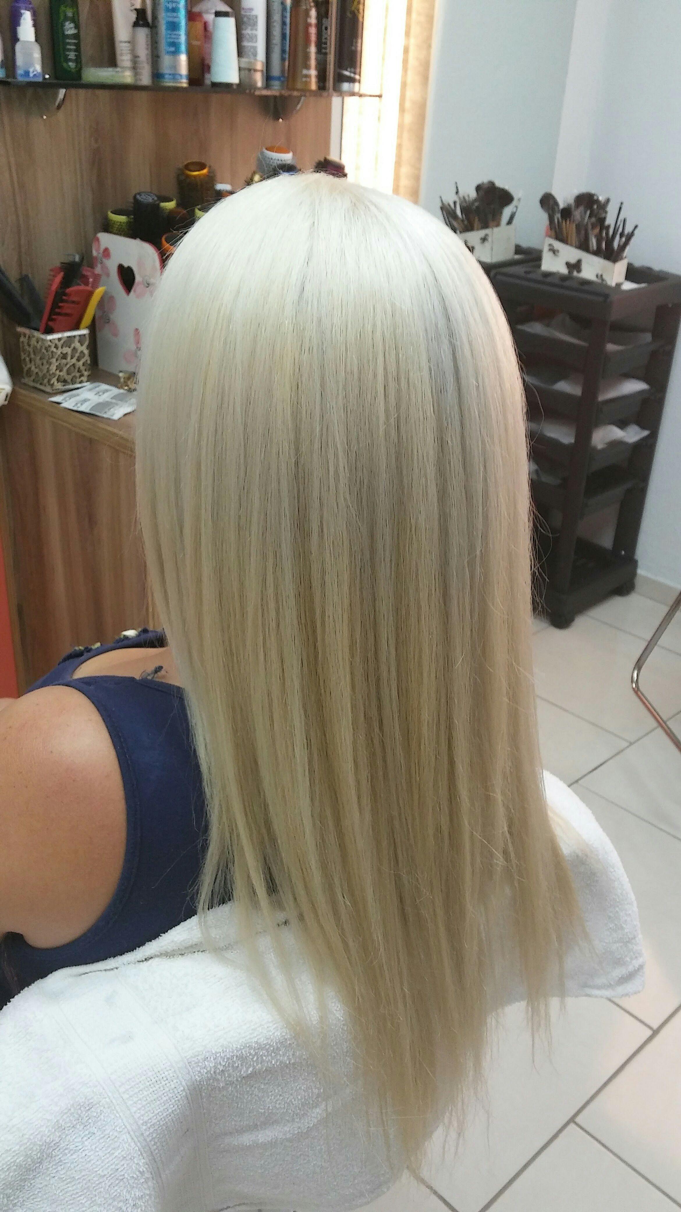 Tintura cabelo cabeleireiro(a)