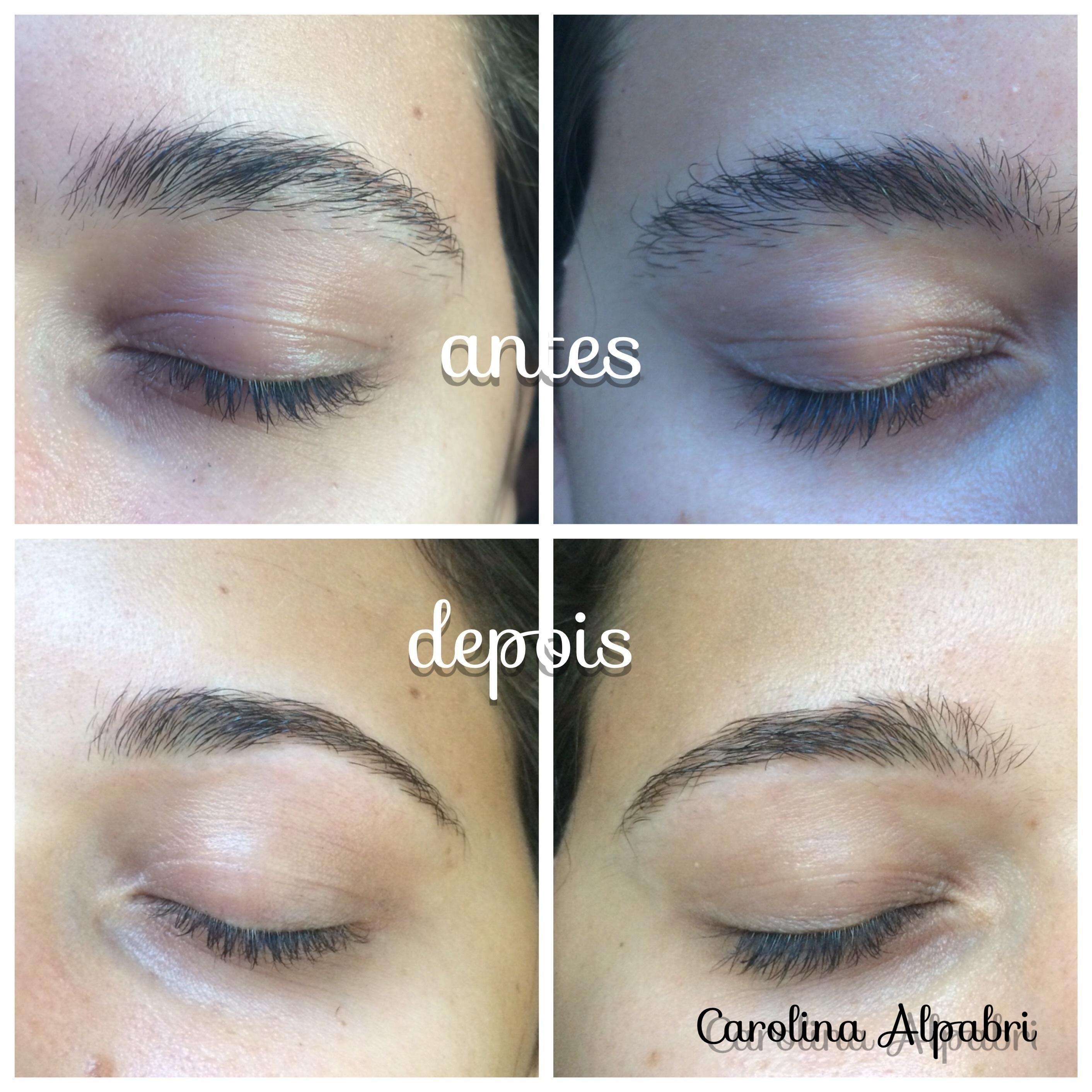 Design de sobrancelhas  estética maquiador(a) esteticista designer de sobrancelhas