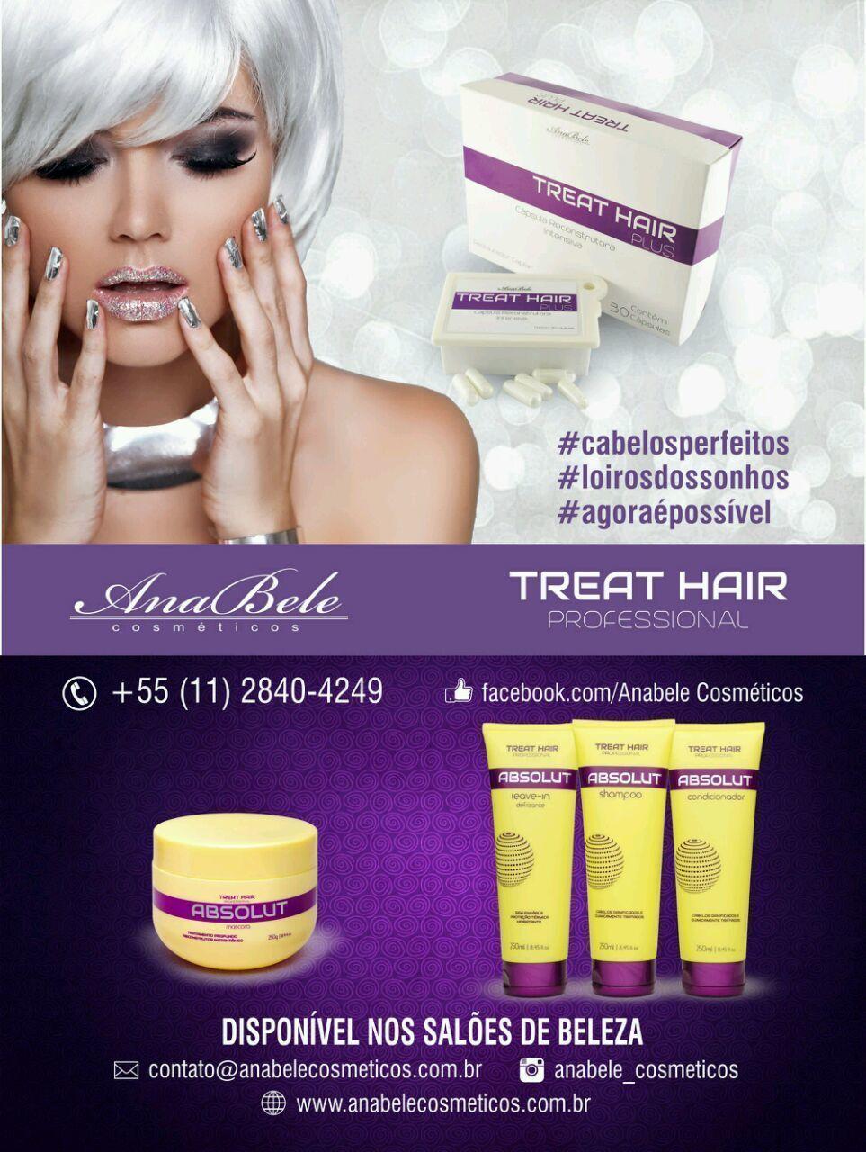 Seu tratamento do salão até sua casa. cabelo gerente