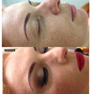 #make outros dermopigmentador(a) designer de sobrancelhas maquiador(a)