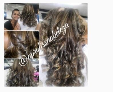 corte ,luzes 3D em transparencia ,morena iluminada cabelo cabeleireiro(a) estudante (cabeleireiro) auxiliar cabeleireiro(a)