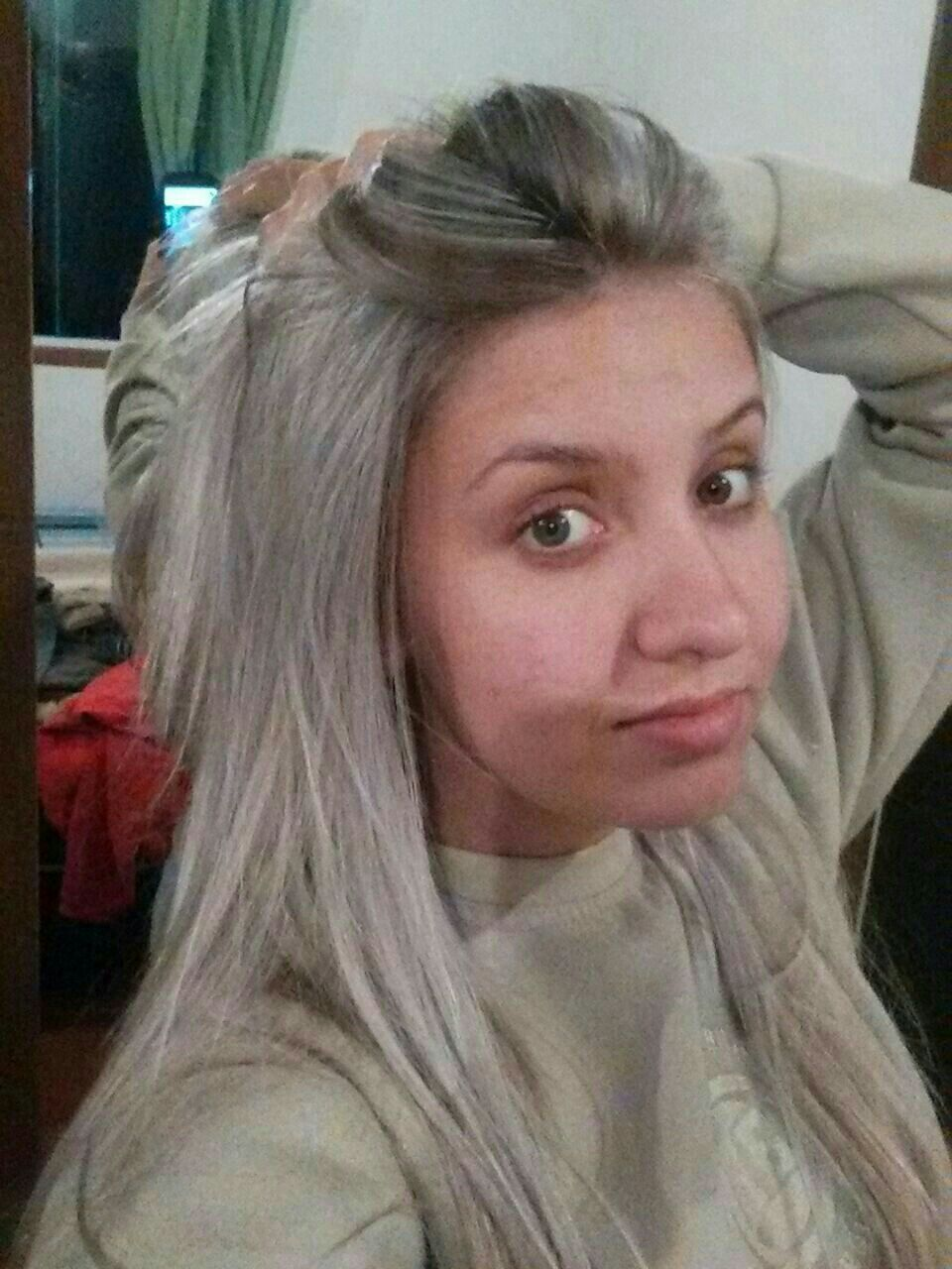Luzes na touca, foto enviada pela cliente! cabelo cabeleireiro(a)