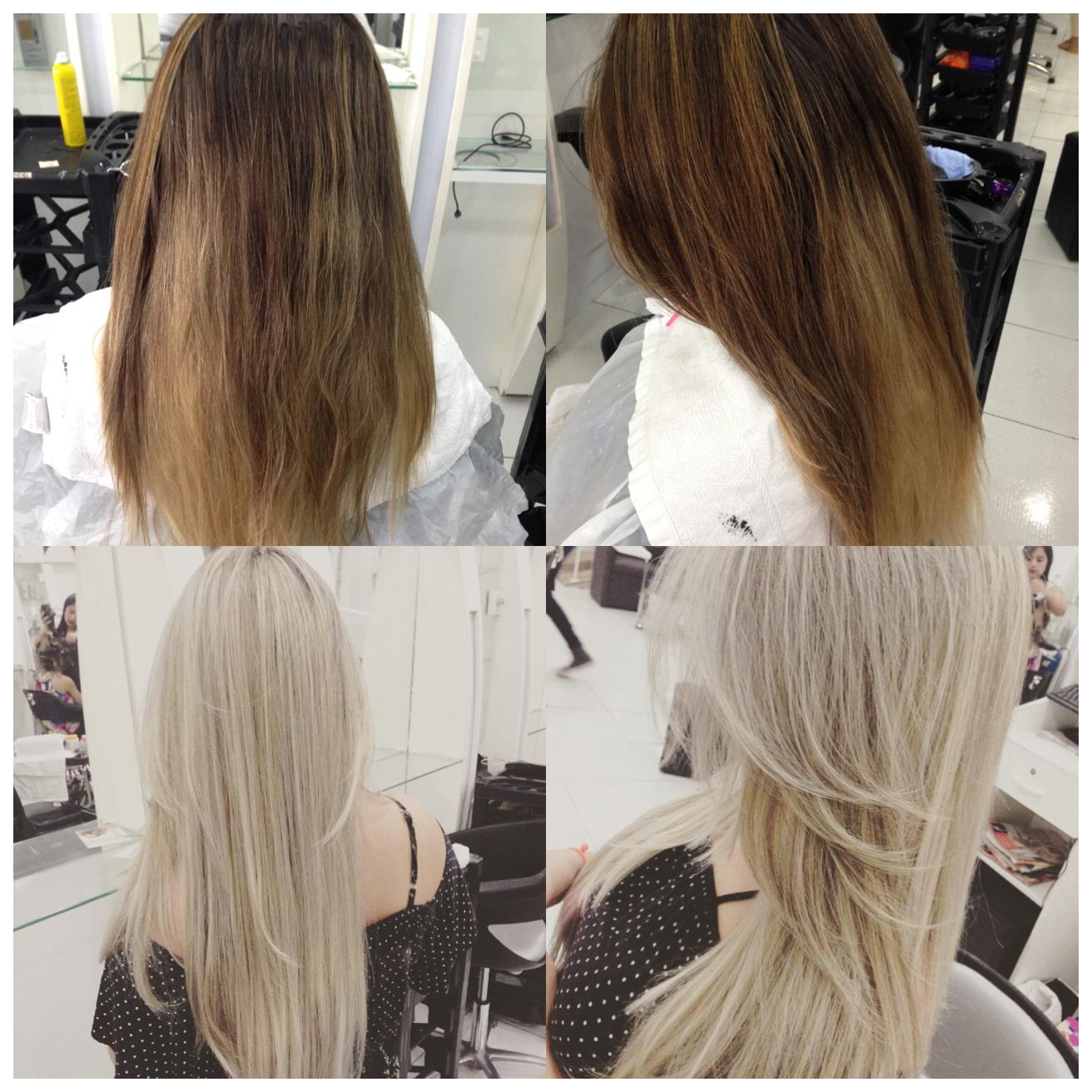 Cabelo com uma cor uniforme é tudo de bom ❤️ cabelo cabeleireiro(a)