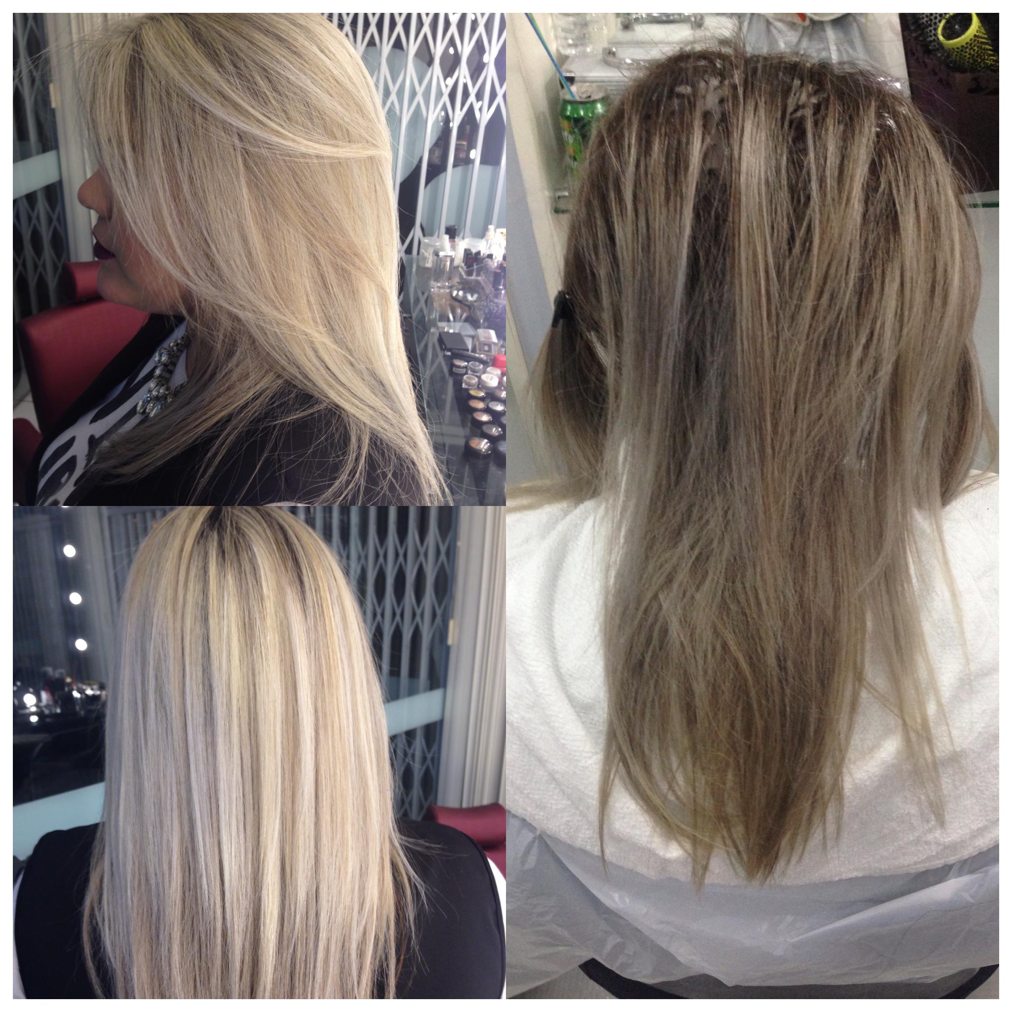 Loirassa!! 🌷 cabelo cabeleireiro(a)