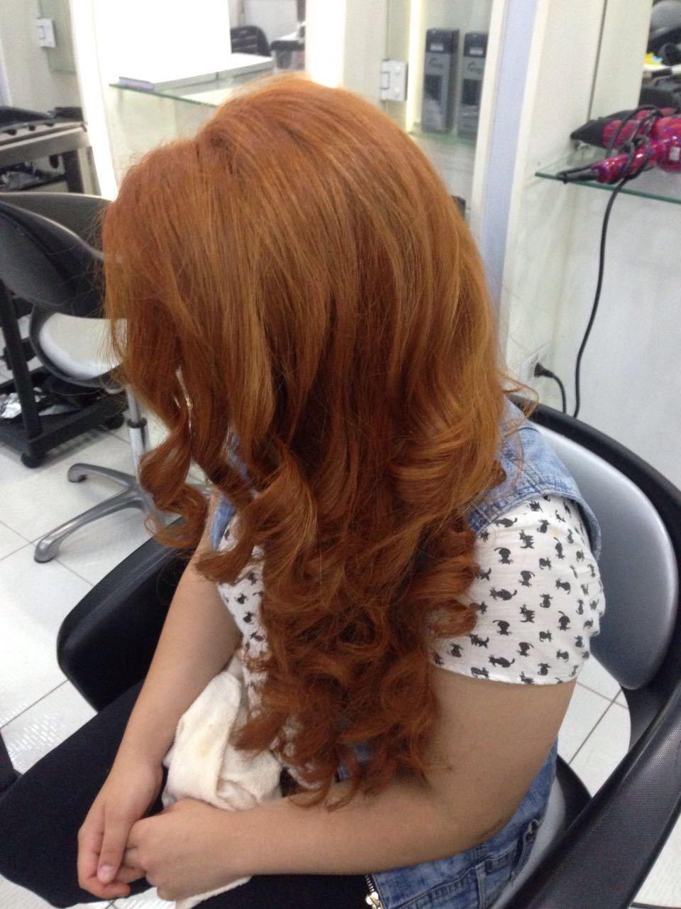 Pros fãs de ruivo 💛 cabelo cabeleireiro(a)