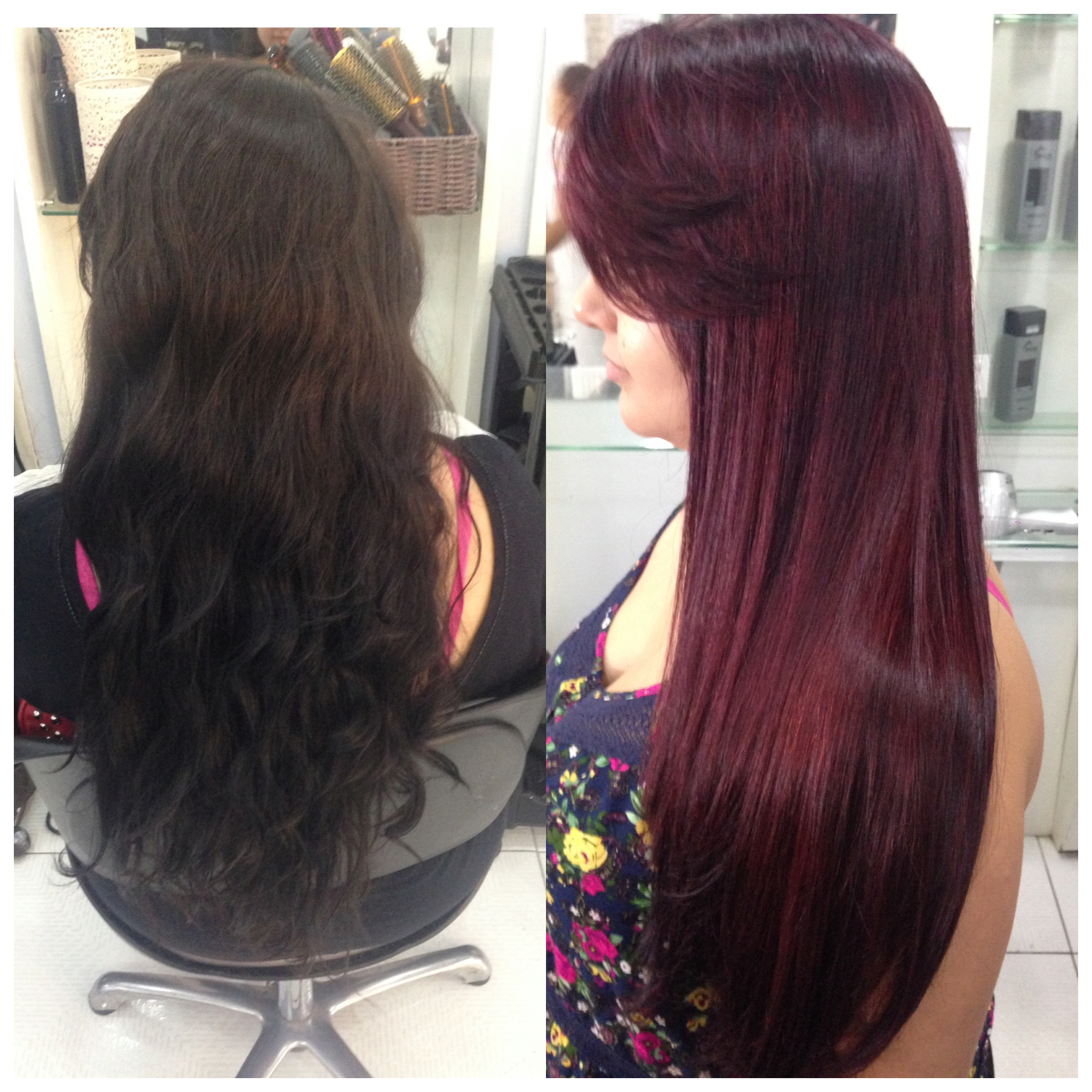 Marsalla 😏 cabelo cabeleireiro(a)