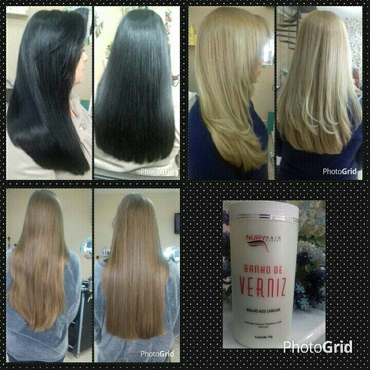 Tratamento cabelo