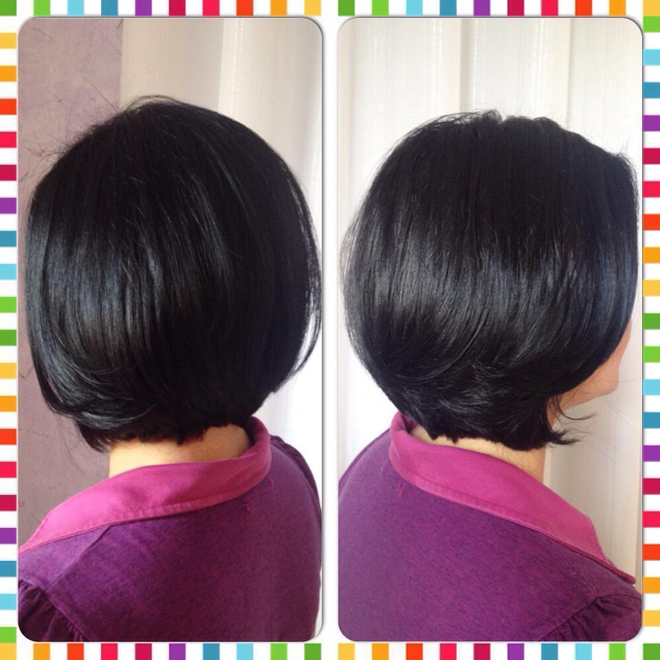 #CabelosCurtos #HairCut cabelo cabeleireiro(a) stylist / visagista auxiliar administrativo