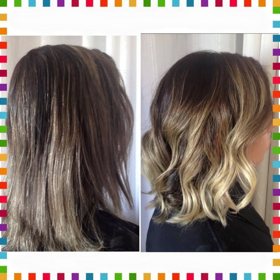 #Hair #Blond #Transformação #Visagismo cabelo cabeleireiro(a) stylist / visagista auxiliar administrativo