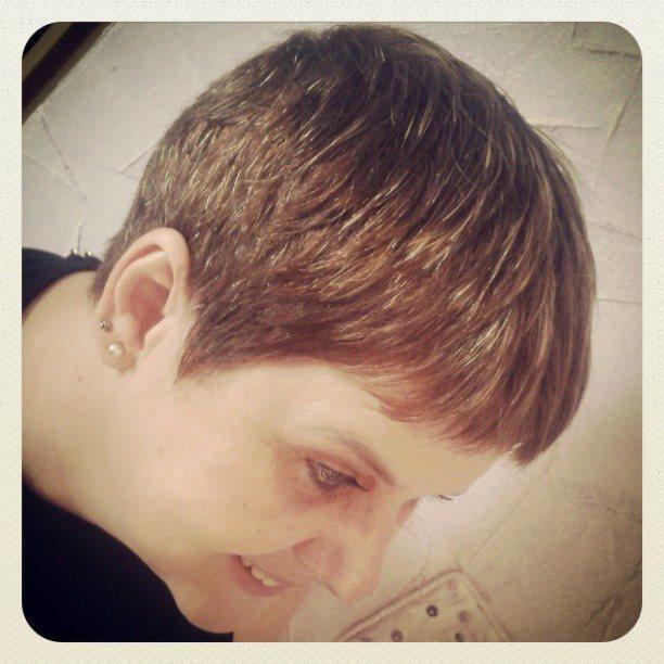 #CabelosCurtinhos #CortePersonalizado  #Visagismo cabelo cabeleireiro(a) stylist / visagista auxiliar administrativo