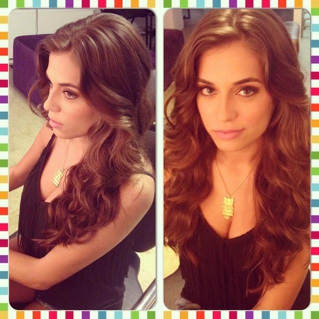 #Ondas #Hair #Produção  #Modelo cabelo cabeleireiro(a) stylist / visagista auxiliar administrativo