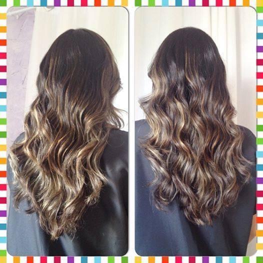 #Morena #MorenaIluminada #Hair #Waves  cabelo cabeleireiro(a) stylist / visagista auxiliar administrativo
