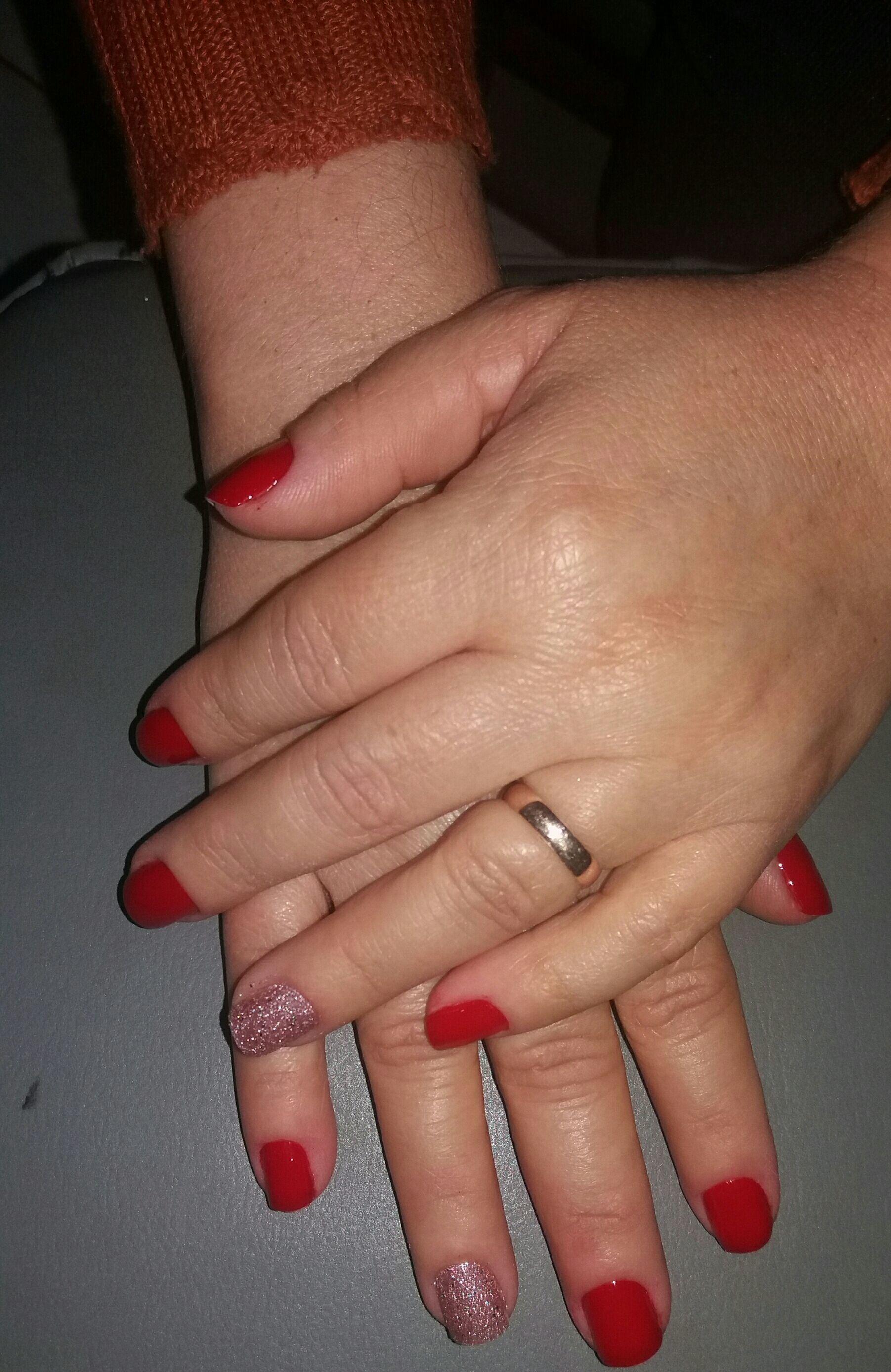 Amo deixa minhas cliente lindas unha depilador(a) manicure e pedicure manicure e pedicure