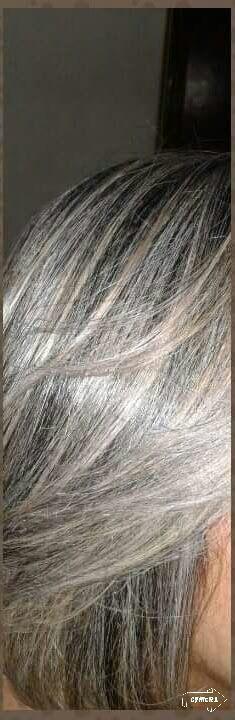 Mechas platinadas 💜 cabelo cabeleireiro(a)