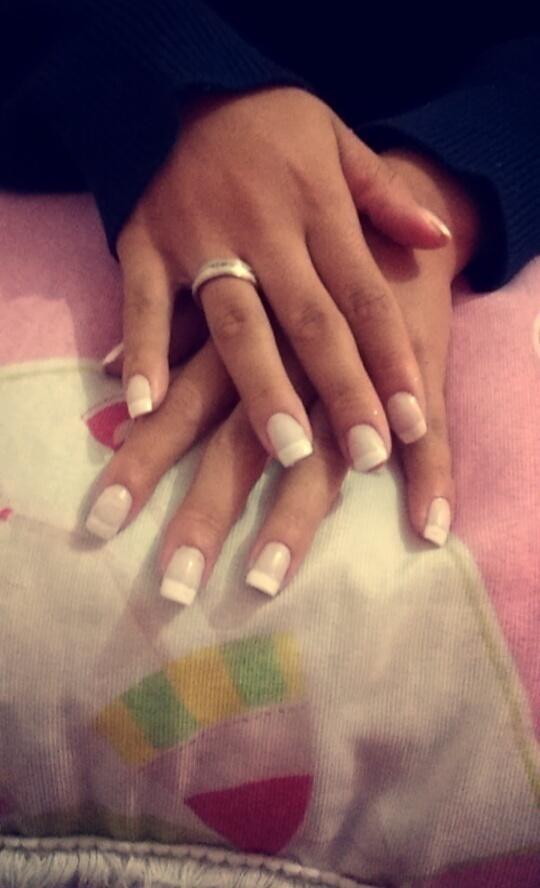 Francesinha 😘 unha manicure e pedicure