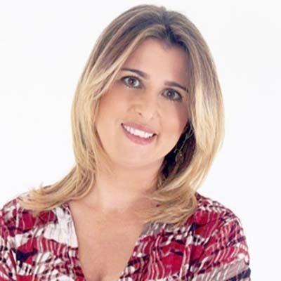 Daniela Pontes (Parceiros) cabelo gerente auxiliar administrativo