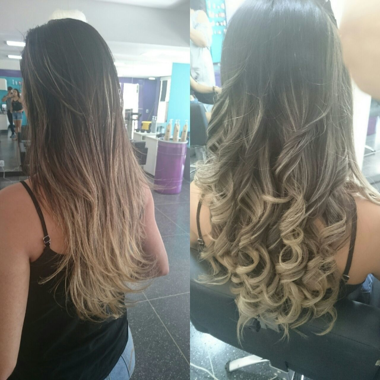 cabelo docente / professor(a)