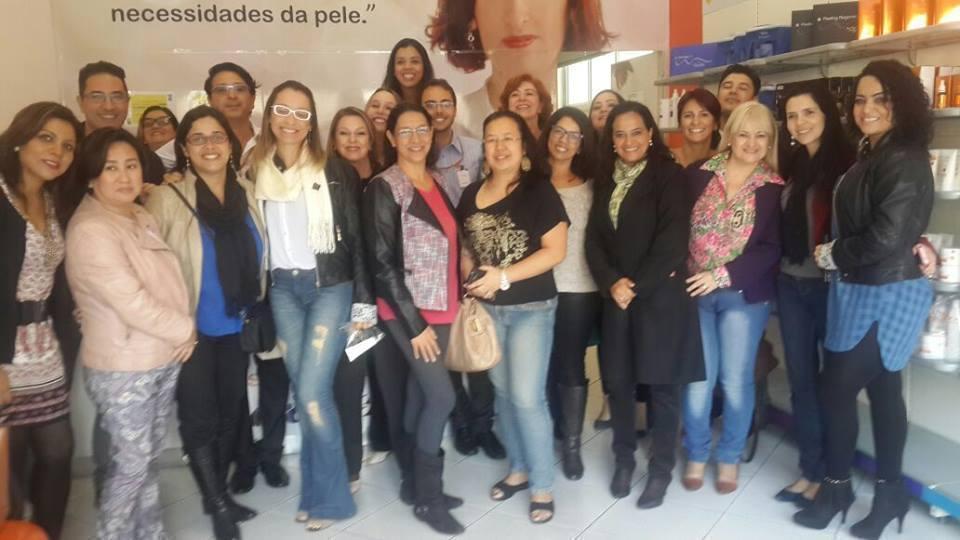 Vip Coffee Medicatriz Idéias e trocas de experiências entre os profissionais.  estética docente / professor(a)