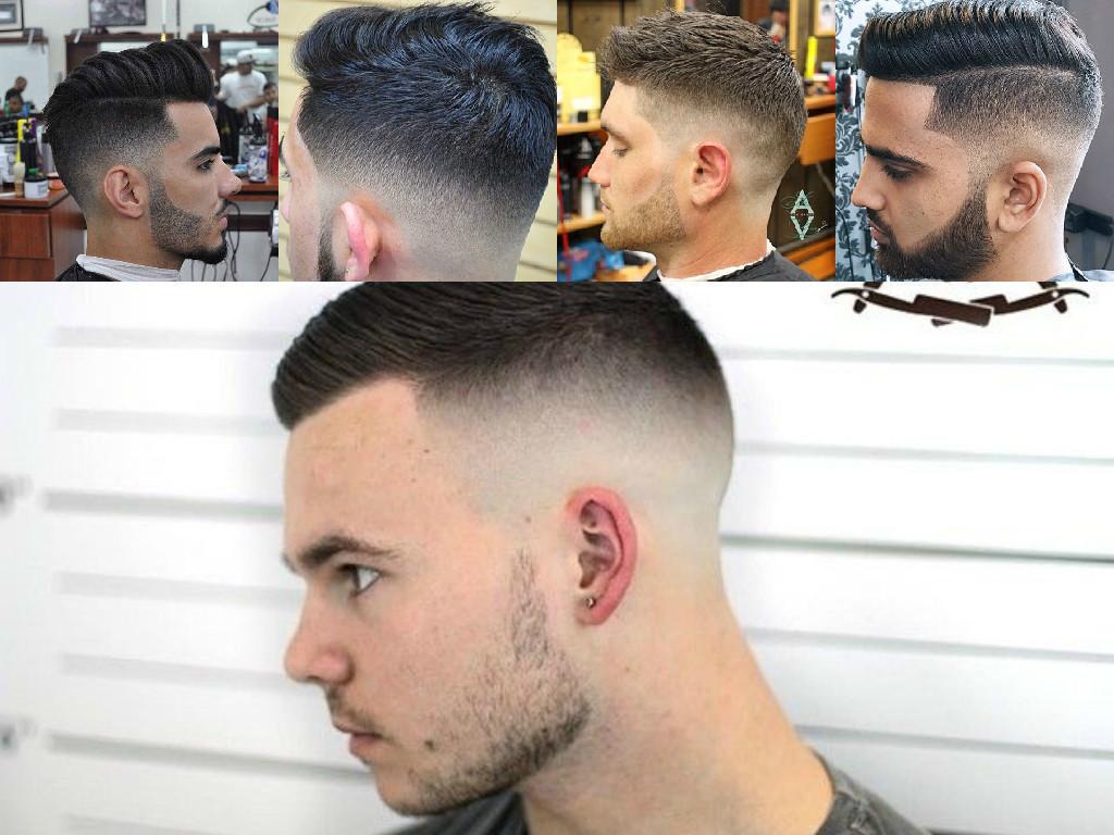 Amado Foto: corte degrade americano | barbeiro(a) | Daniel Darlan | CBeauty BH47