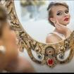 A beleza e a elegância caminham sempre juntas!!  produções by @kathiusaqueirozmakeup   Agendamentos 📞 ☎ (65) 99222-7083  #makenoiva #noiva #penteado #maquiagem #makenoiva