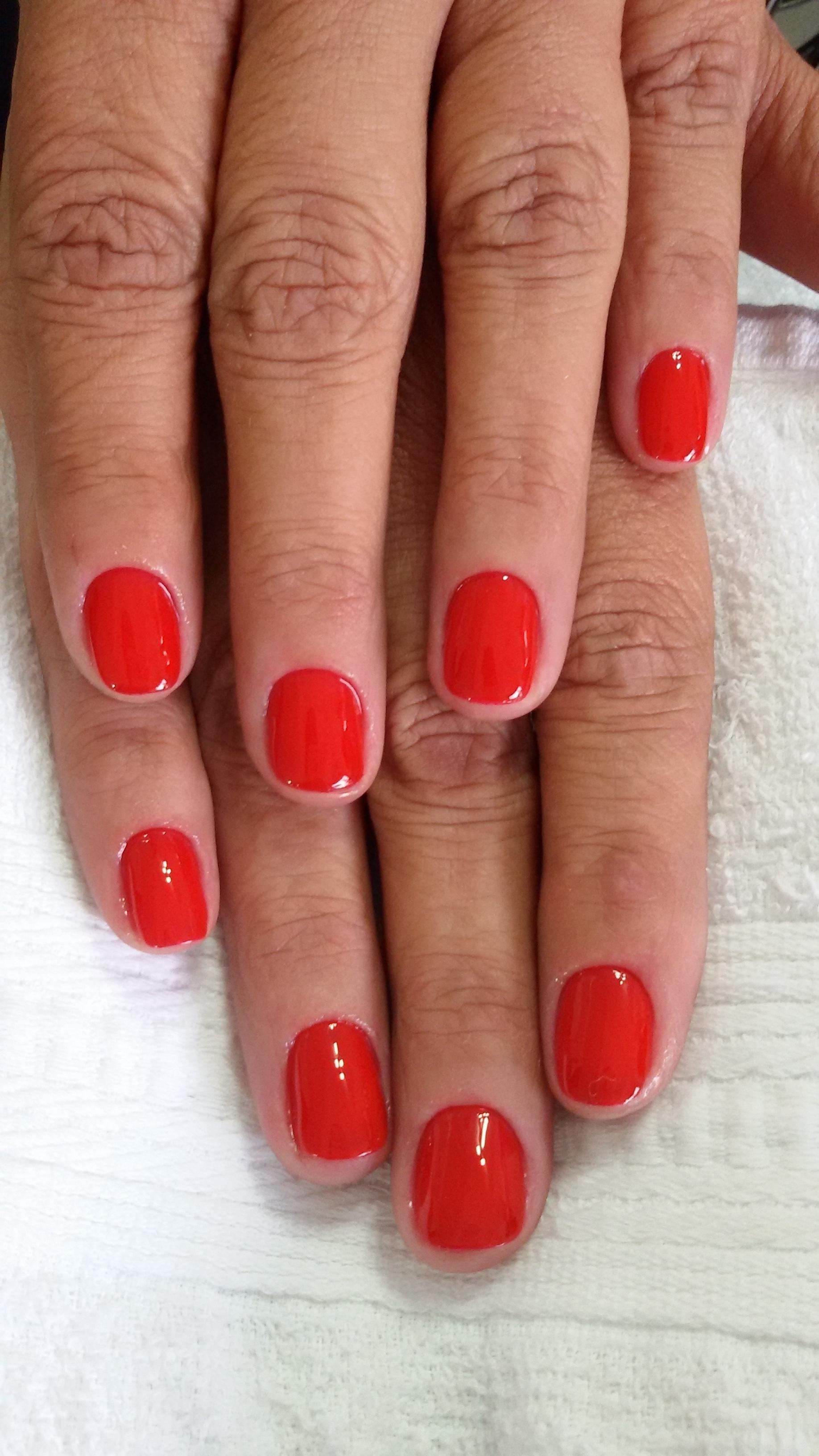#Nails #loveNails #nailsred #unhas #amounhas #manicureEpedicure  unha maquiador(a) esteticista manicure e pedicure designer de sobrancelhas