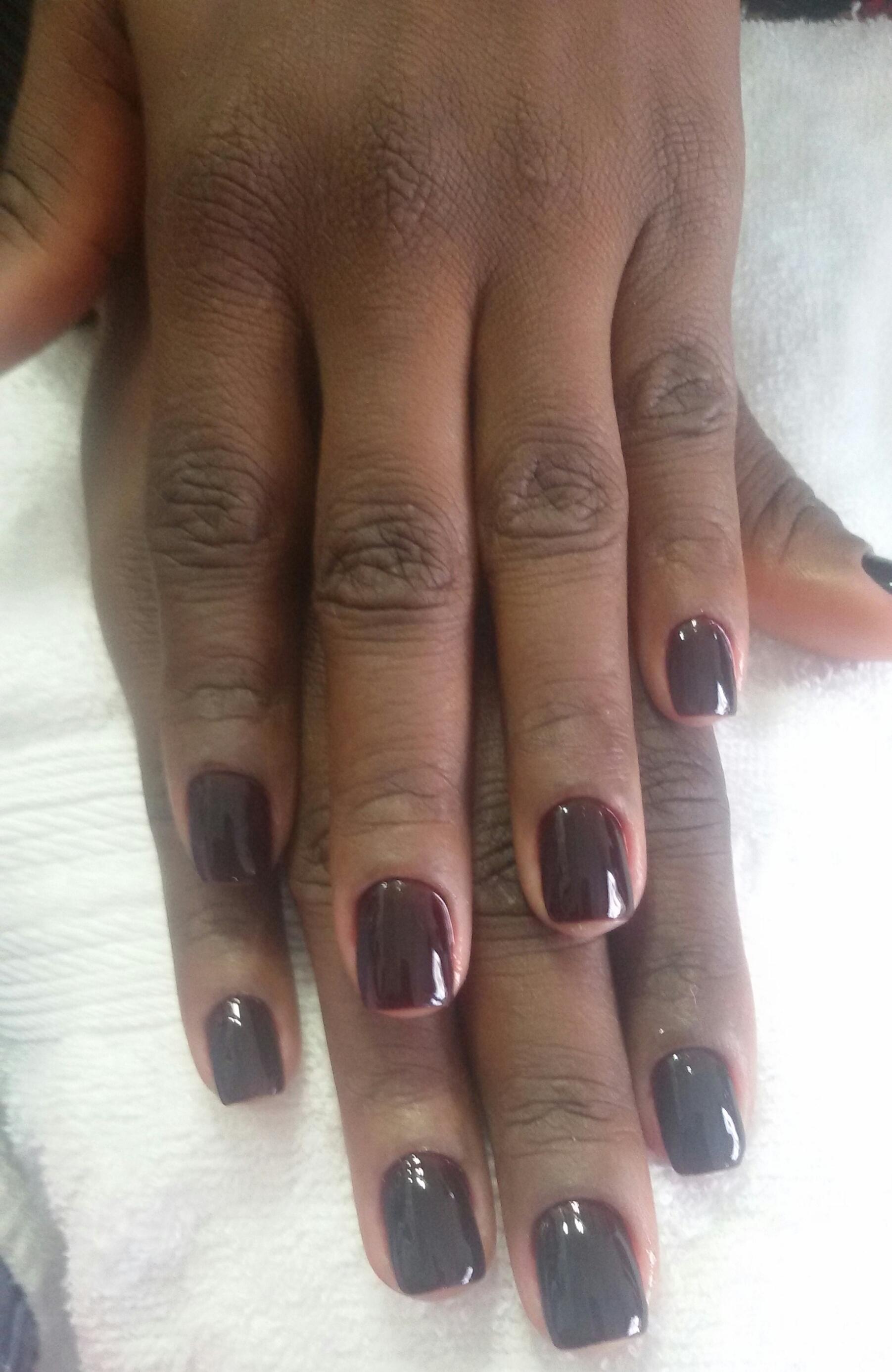 #unhas #amounhas #manicureEpedicure #nail #lovenails unha maquiador(a) esteticista manicure e pedicure designer de sobrancelhas