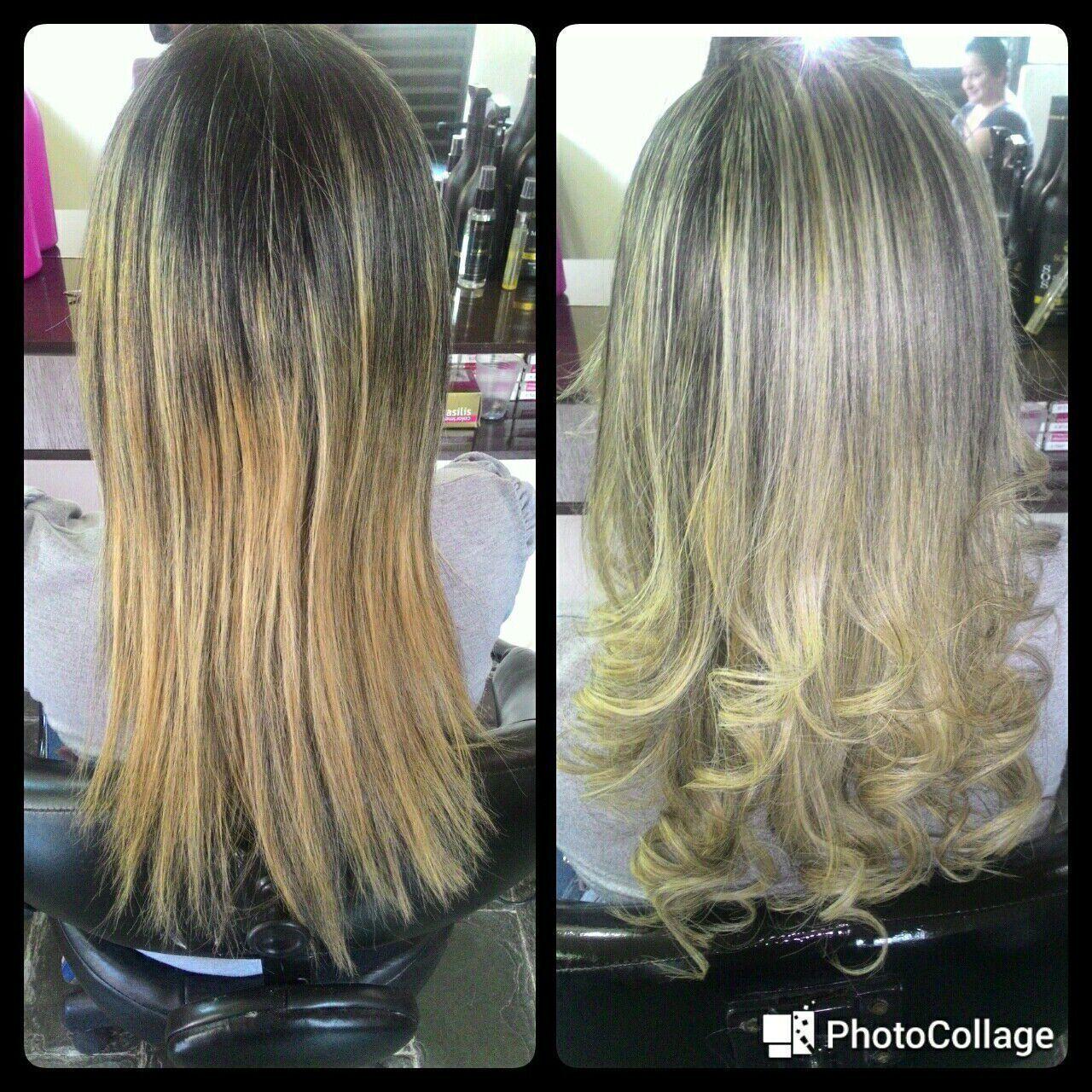 Correção de cor.. cabelo cabeleireiro(a) manicure e pedicure